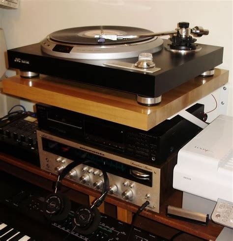 diy 35 turntable shelf audiokarma org home audio stereo
