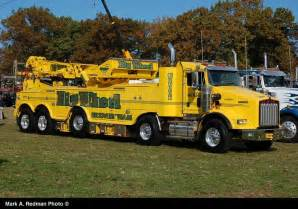 Truck With Big Wheels For Sale This Is A New Kenworth Jerr Dan 85 Ton One Big Wrecker