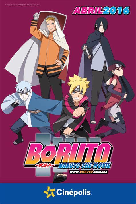 nonton film gratis boruto naruto the movie cin 233 polis presenta boruto the naruto movie