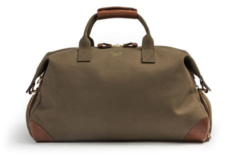 The Best Bag 5 of the best weekend bags for the gentleman s journal the in style and grooming