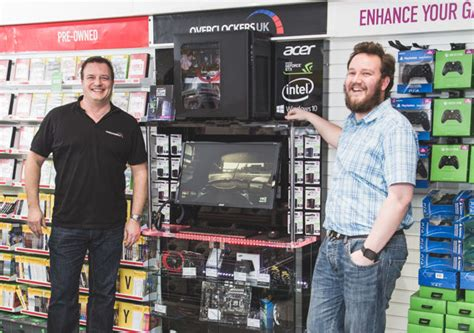 overclockers uk offer new game themed pcs oc3d forums game starts selling pc components in store thanks to