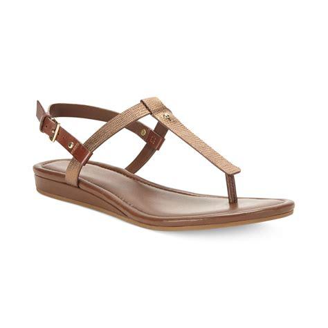 cole haan sandals womens cole haan s boardwalk sandals in brown