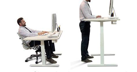 Stand At Desk Smart Standing Desk World S Best Sit Stand Desk Indiegogo