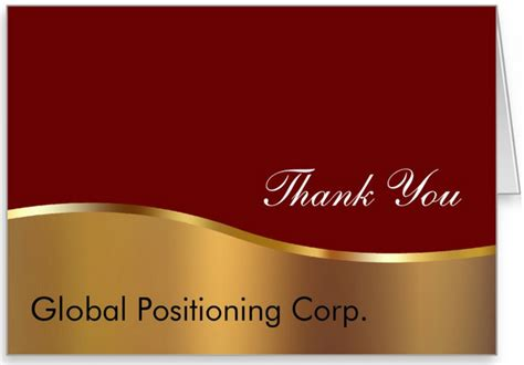 corporate thank you card template 17 business thank you cards free printable psd eps