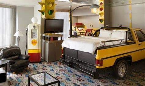 truck room luxury theme room picture of fantasyland hotel resort edmonton tripadvisor