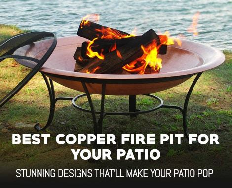 New Copper Fire Pit Reviews Copper Fire Pit Archives Firepit Reviews