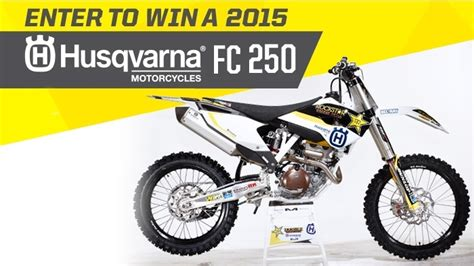 Circle K Sweepstakes - rockstar circle k sw husqvarna 250 sweepstakes rockstar energy drink