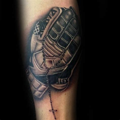 goalie tattoo designs guys soccer goalie gloves on forearm tattoos