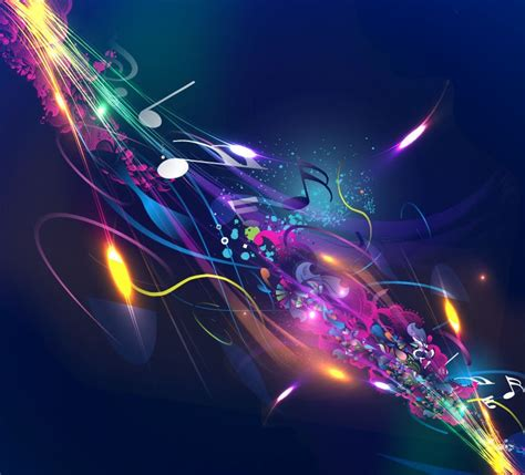 wallpaper design abstract music abstract music design background vector illustration