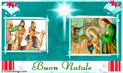 merry christmas  italian ecards greeting cards
