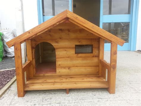 wooden dog house large dog house floor plans