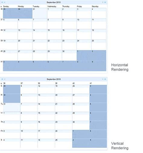 Calendar Render Winforms Calendar Windows Forms Calendar