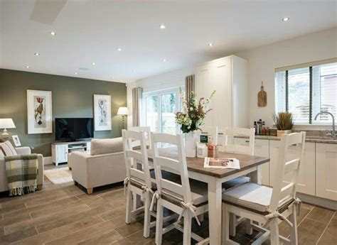 redrow homes interior designed show home  modern