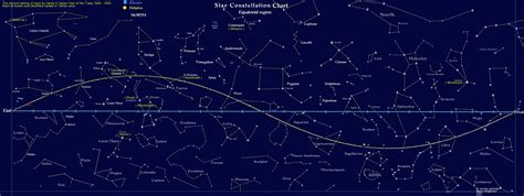 printable star constellation map astronomy star maps constellations pics about space