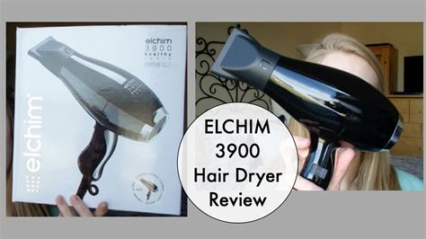 Elchim Hair Dryer Reviews elchim hair dryer 3900 om hair