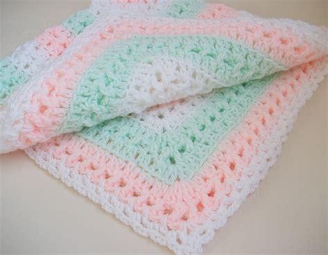 Blankets For Babies by Baby Blanket Handmade Baby Blanket Crochet Baby