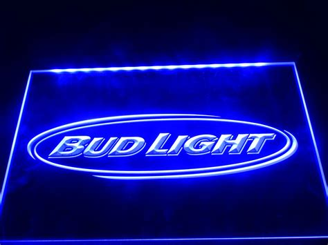 neon sign home decor la001 bud light beer bar pub club nr led neon light sign