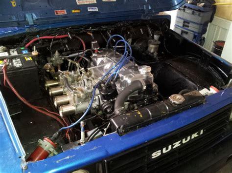 Suzuki Samurai Engine Swaps Post Pictures Of Non Zuki Engine Swaps Pirate4x4