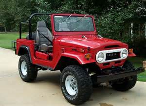 Toyota That Looks Like A Jeep Early Land Cruisers Helped
