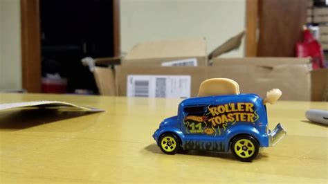 Tm Hotwheels Roller Toaster roller toaster wheels d unboxing