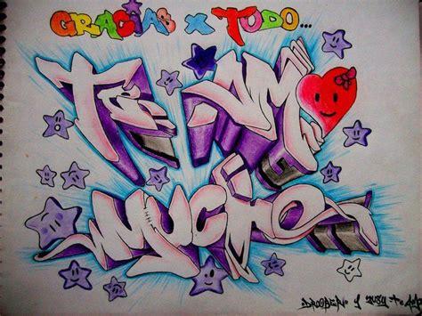imagenes de te amo ximena en graffiti graffitis de amor buscar con google graffitis de amor