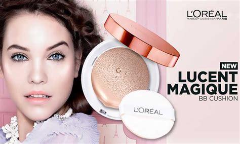 Loreal Lucent Magique Cushion l oreal bb cushion lucent magique la nuova bb