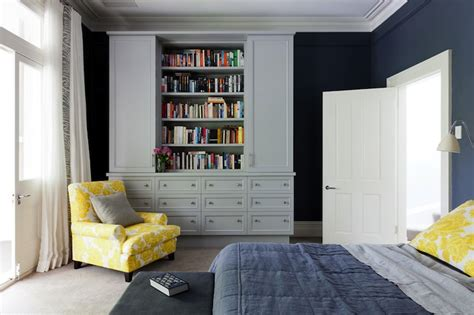 Grey Yellow Blue Bedroom by Blue Yellow Gray Bedroom Contemporary Bedroom Arent