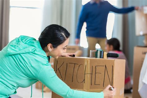 Best Way To Pack Kitchen Appliances how to pack kitchen for moving