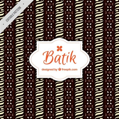 batik pattern vector ai batik pattern of ornamental shapes vector free download