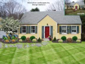 Front Yard Landscaping Plans Designs - simple front garden design ideas landscaping ideas for front yard front yard landscaping ideas