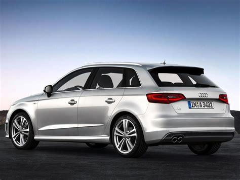 Audi A3 Sportback 2013 Preis by Audi A3 Sportback 2013 Bilder Preise Und Technische