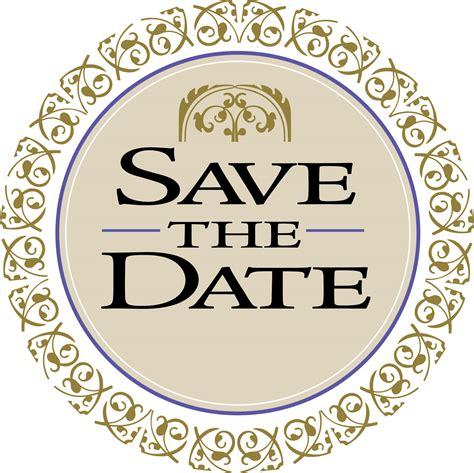 Save The Date by Save The Date Clipart 6 Clipartix