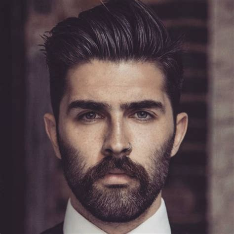 best hairstyle for small faces beard styles for round cool 55 lovely short beard styles chose the new style