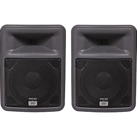 peavey pvi 10 10 pa speaker cabinet pair peavey pr 10 10 quot passive speaker bundle pair reverb
