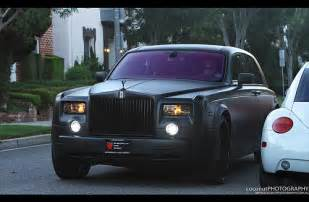 Matte Rolls Royce Ghost Matte Black Rolls Royce Phantom Flickr Photo