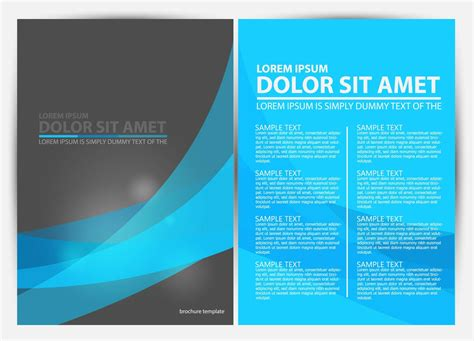 26 Free A4 Brochure Design Psd Brochure Design Templates Free