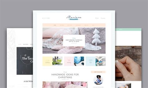 Best Arts Crafts Wordpress Themes And Craft Website Templates