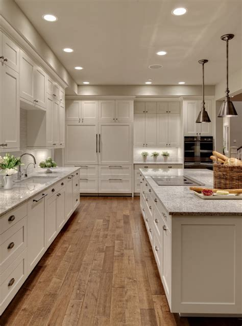 Houzz Modern Kitchen Cabinets The Peak Of Tr 232 S Chic I M Feeling White White White