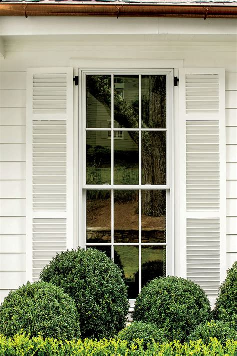 Colonial Style Windows Inspiration Rediscover The Charm Southern Living