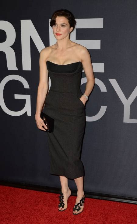 Weisz Rumored To Be In City 2 by Weisz Is Classically Haute In Couture