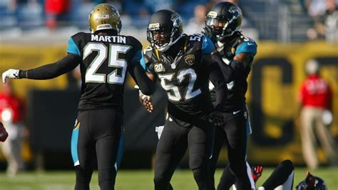 Jaguar Football Players Jacksonville Jaguars 2014 Roster Cuts 10 Players Who Won