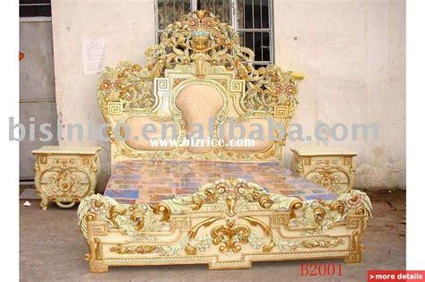 5 pc queen elizabeth renaissance style antique white king bedroom gold bedroom furniture sets best home design ideas