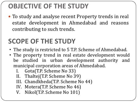 thesis study thesis objective of the study objective of the study