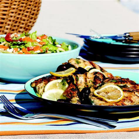 Hot off the Grill: Healthy Recipes for a Summer Barbecue ...