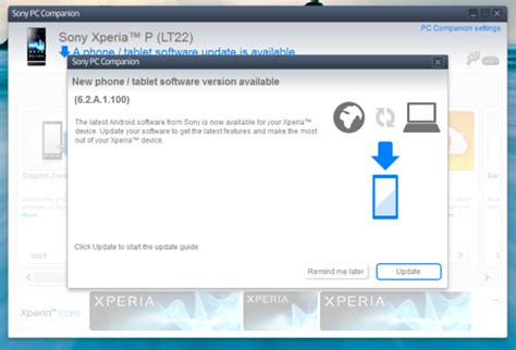 how to update xperia p lt22i to ice cream sandwich and install new xperia p firmware 6 2 a 1 100 released xperia blog
