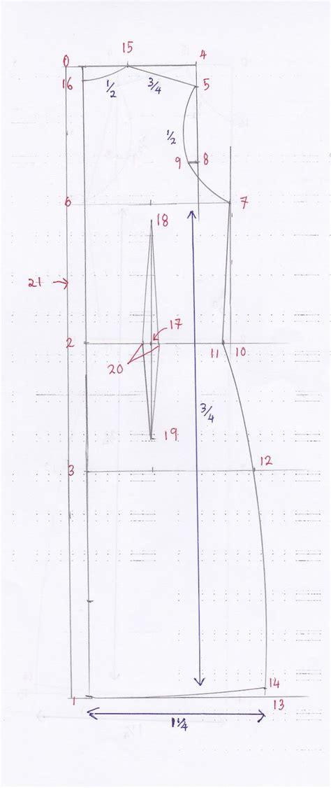 sewing pattern baju kurung 65 best pola baju images on pinterest sewing patterns