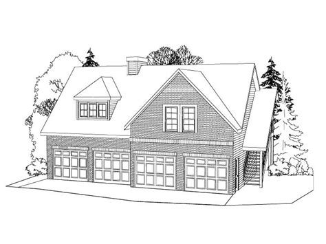 4 car garage apartment plans garage apartment plans 4 car garage apartment design 053g 0001 at thegarageplanshop