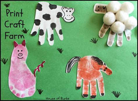 farm animal crafts for 17 best ideas about farm animal crafts on