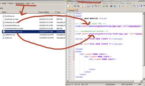 apa itu css layout cara menulis bahasa pemograman php pada html dan css