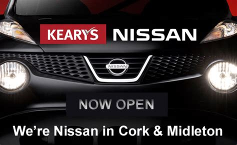 middleton motors cork kearys motor has ireland s two newest nissan